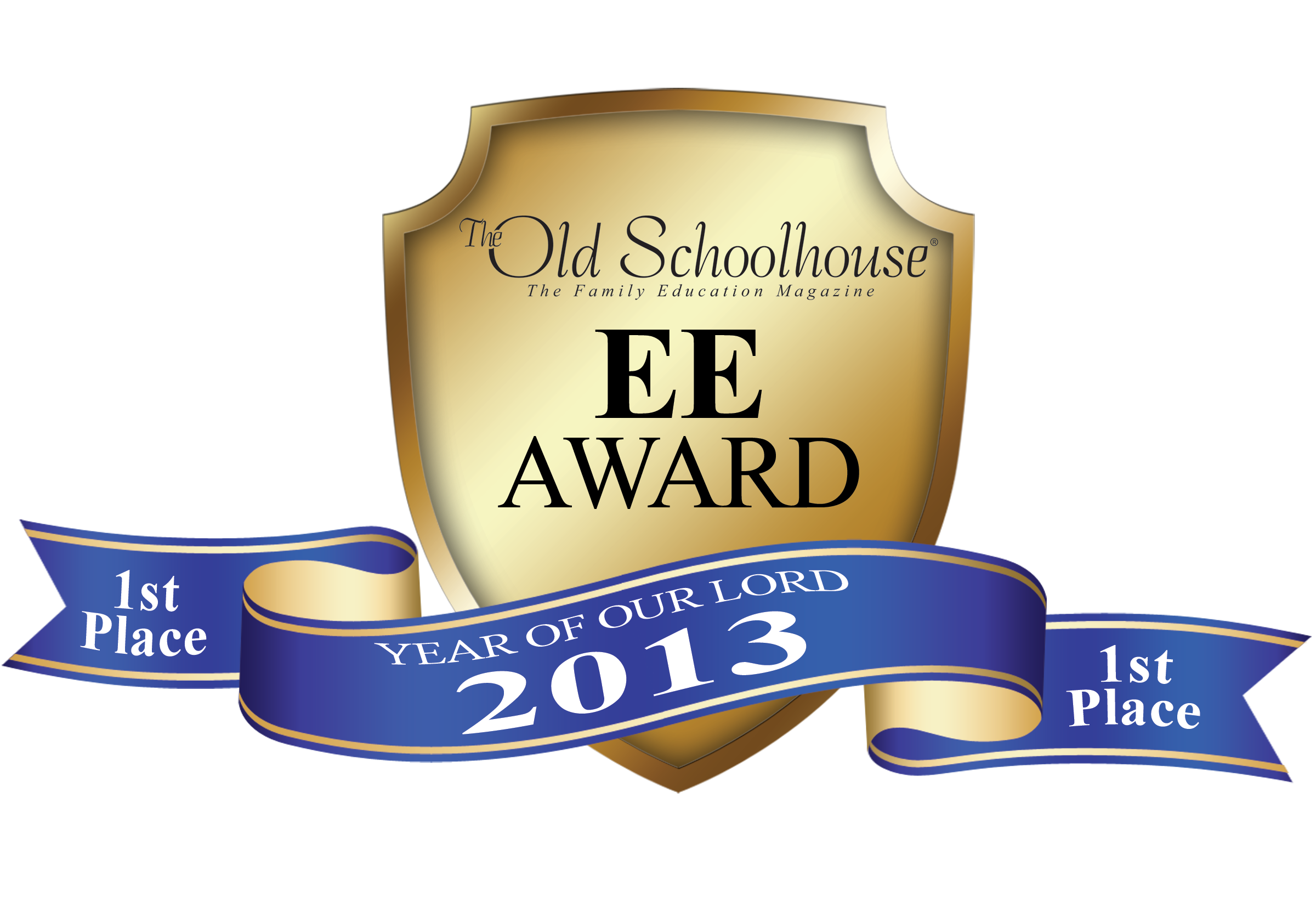 "Adventus MusIQ Homeschool receives ""The Old Schoolhouse Gold Award for Excellence in Education"""