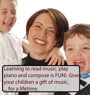 The Premier Music and Piano Curriculum